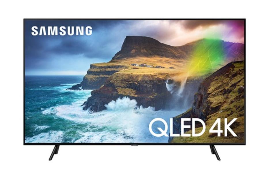 Samsung 55 inch QLED (Q70R)