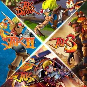 The Jak and Daxter Collection (PS4)