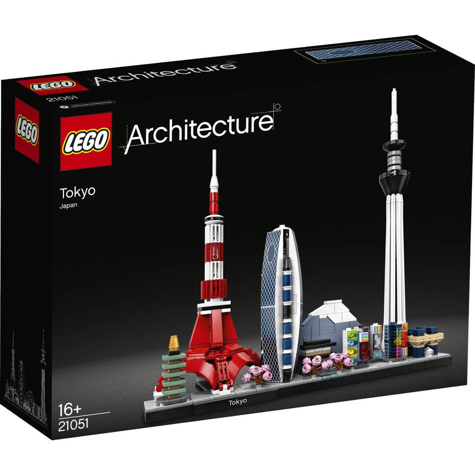 Diverse LEGO Architecture sets voor €39,99 @ Intertoys