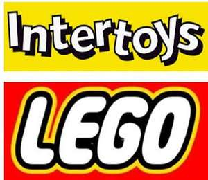 15% Korting op LEGO Duplo, City, Starwars en Ninjago @ Intertoys