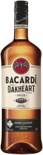Bacardi Oakheart 150CL @Gall&Gall
