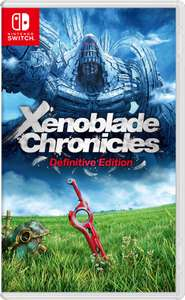 Xenoblade Chronicles: Definitive Edition voor Switch @Amazon.fr
