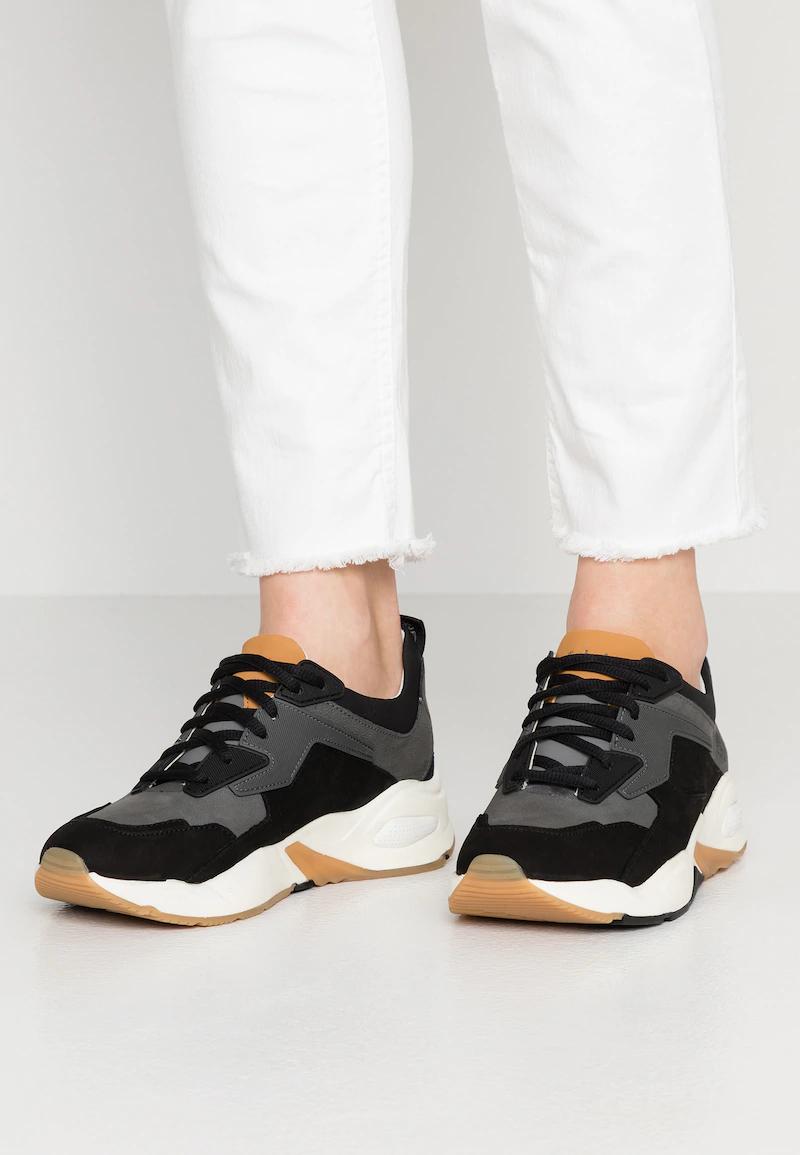 Timberland Delphiville Leather Sneaker @ Zalando