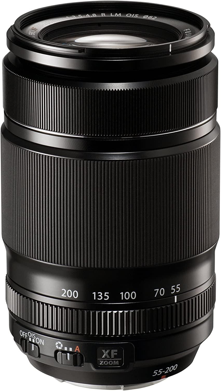 Fujifilm XF 55-200 mm F3.5-F4.8 OIS Lens