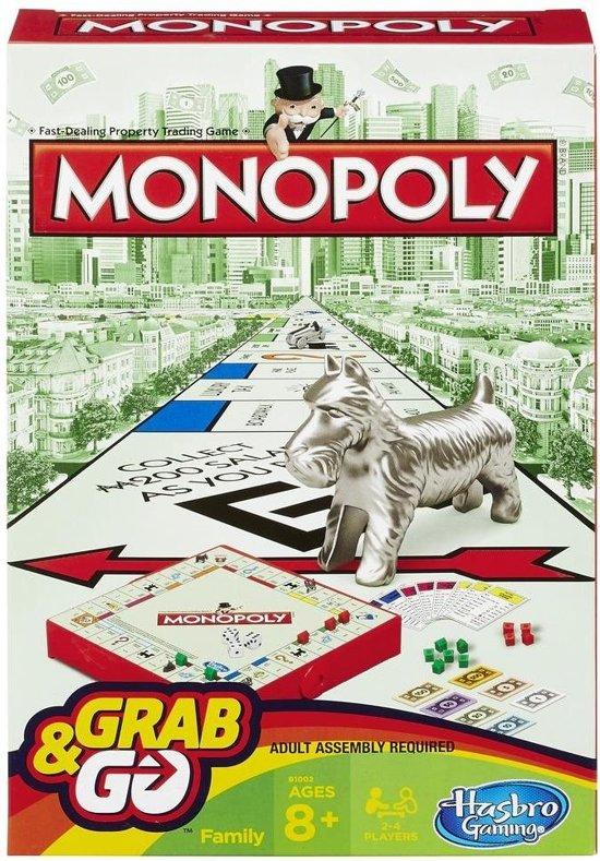 Monopoly reisspel - Nederlandse editie