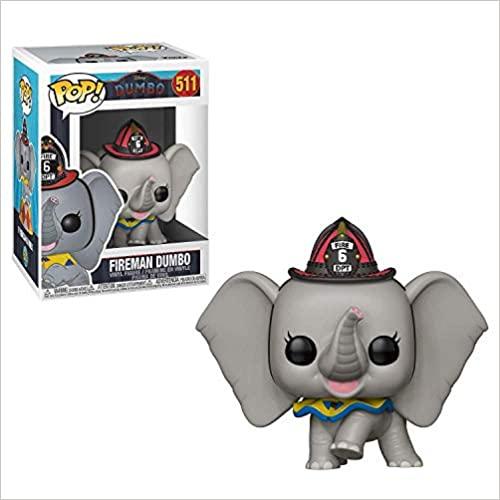 Disney Dumbo funko pop fireman
