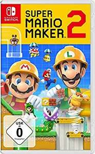 Super Mario Maker 2 voor de Nintendo Switch @ Amazon.nl