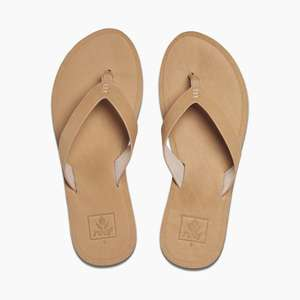 Reef leren slippers Le Voyage @ A.S.Adventure