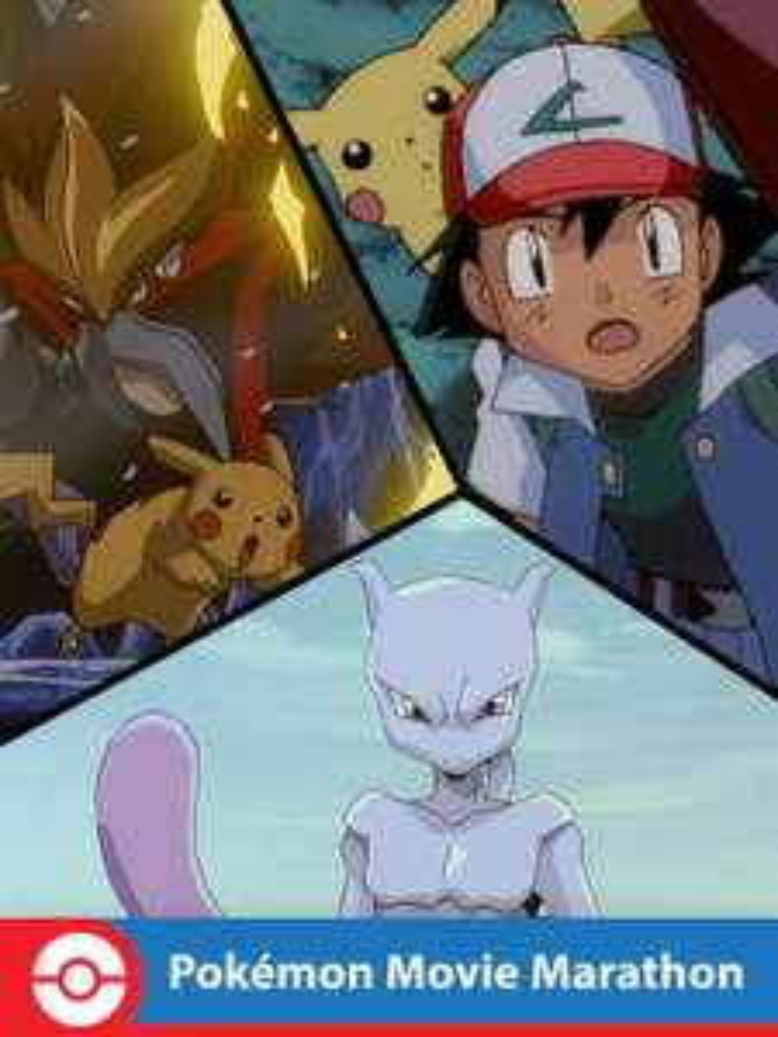 (nu 15) Gratis Pokémon films kijken (Engelstalig) @ Pokémon TV (Web)
