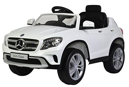 Toyrific accuvoertuig Mercedes bij internet-toys