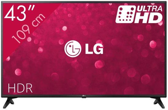 LG 43UM7100PLB | 43 inch 4K UHD Smart TV
