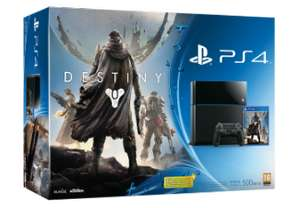 Playstation 4 Destiny bundel voor €399 @ Saturn / Bart Smit / Intertoys