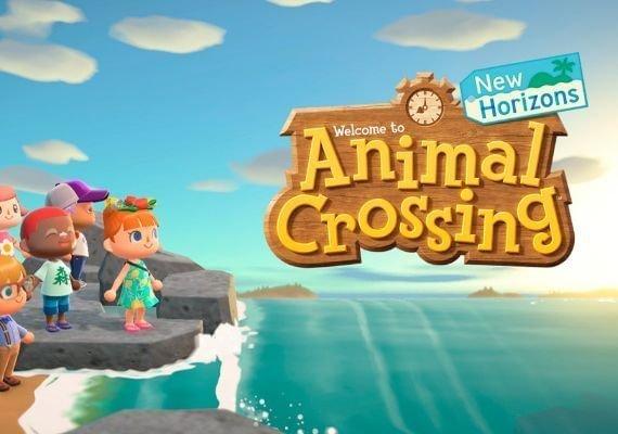 Animal Crossing New Horizons (Nintendo Switch) Digitaal EU