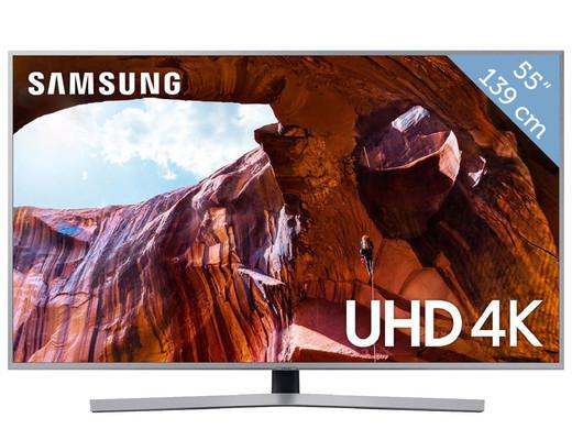 Samsung 55 inch UHD 4K Smart TV | UE55RU7470SXXN