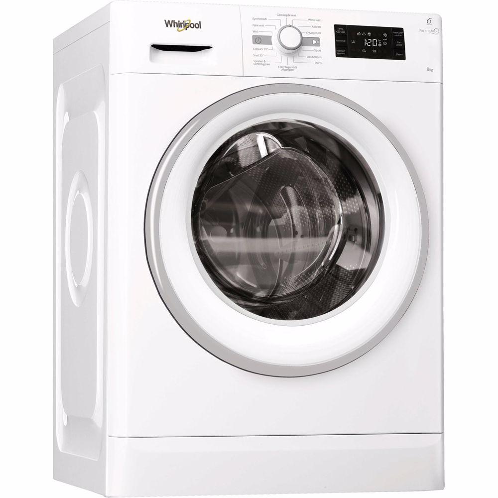 Whirlpool FWG81496WSE NL - Wasmachine @ BCC