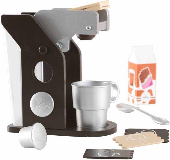 Kidkraft houten koffiezetapparaat voor €6,59 @ bol.com NL