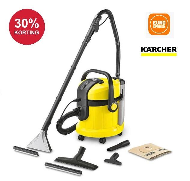 [Eurosparen] 30% kortingsvoucher bij inwisselen spaarpunten op Home & Garden producten van Kärcher