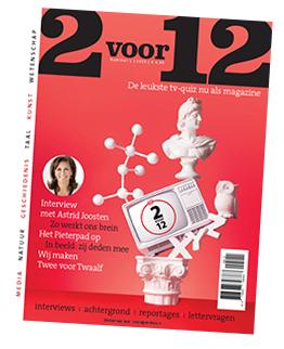 Gratis 2 voor 12 magazine digitaal (vrijblijvend uitproberen)