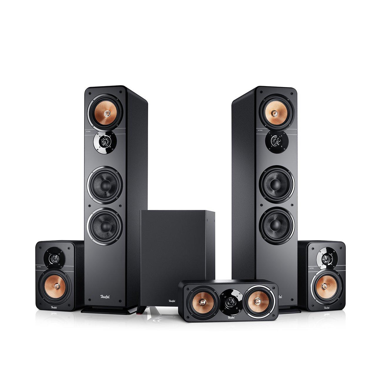 Mooie prijzen bij Teufel voor goede kwaliteit speakers