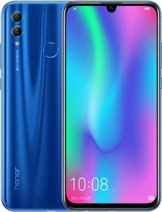 Honor 10 Lite Sapphire Blue + screenprotector @ Amazon.de