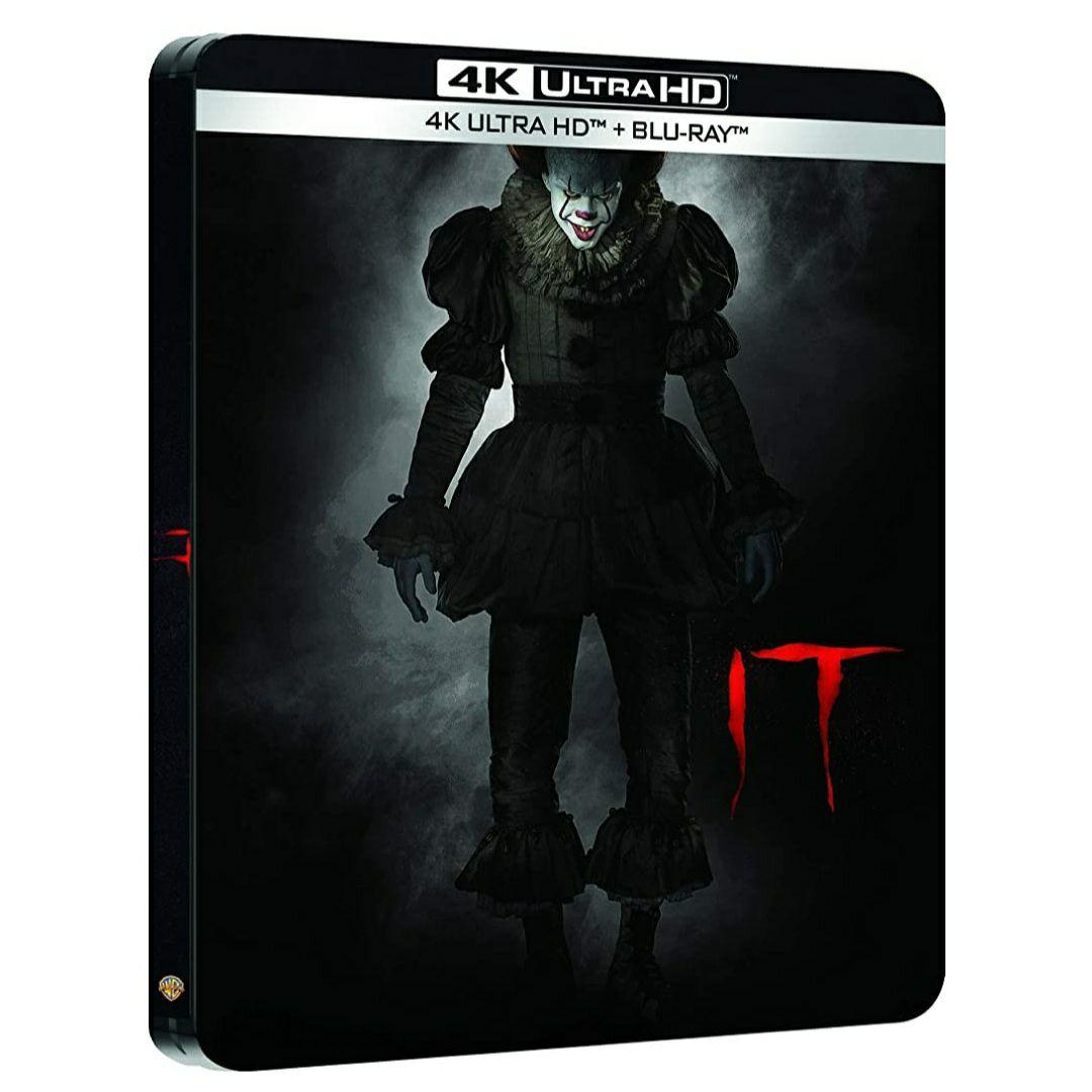 IT (2017) - 4k Blu-ray STEELBOOK