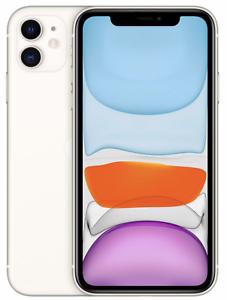 Apple iPhone 11 - 128GB - wit (en zwart)