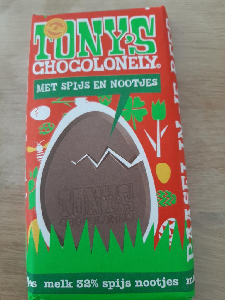 Tony's chocolonely 50 cent bij de Jumbo
