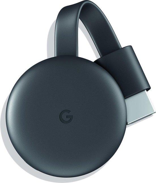 [Select leden] Chromecast voor €34 @Bol.com