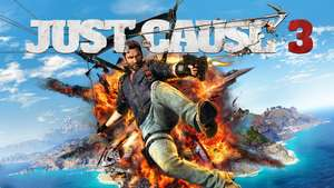 Just Cause 3 (Steam key) @ Fanatical