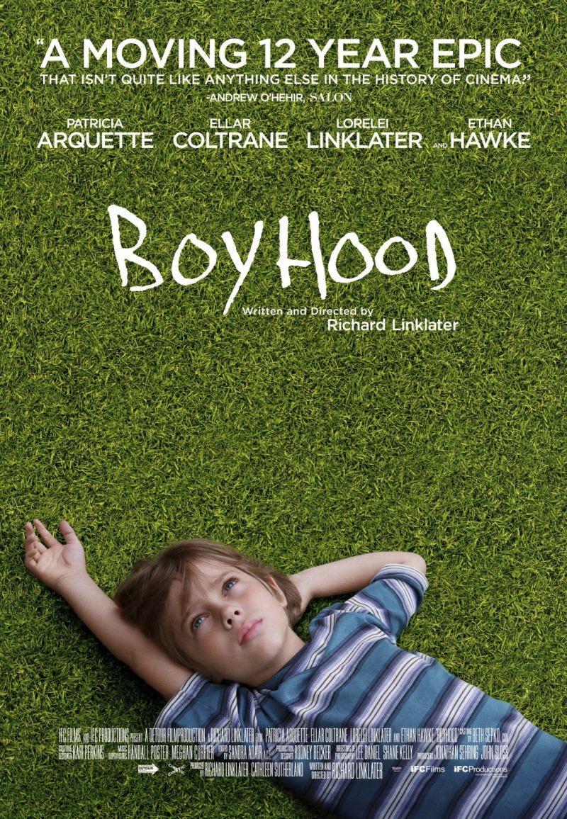 Gratis 'Boyhood' - Film 16/23 - Pathé Trakteert
