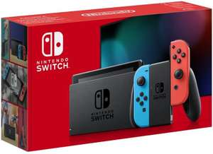 Nintendo switch 2019 (levering begin mei) @Amazon.nl