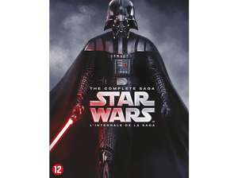 Star Wars - The Complete Saga | Blu-ray