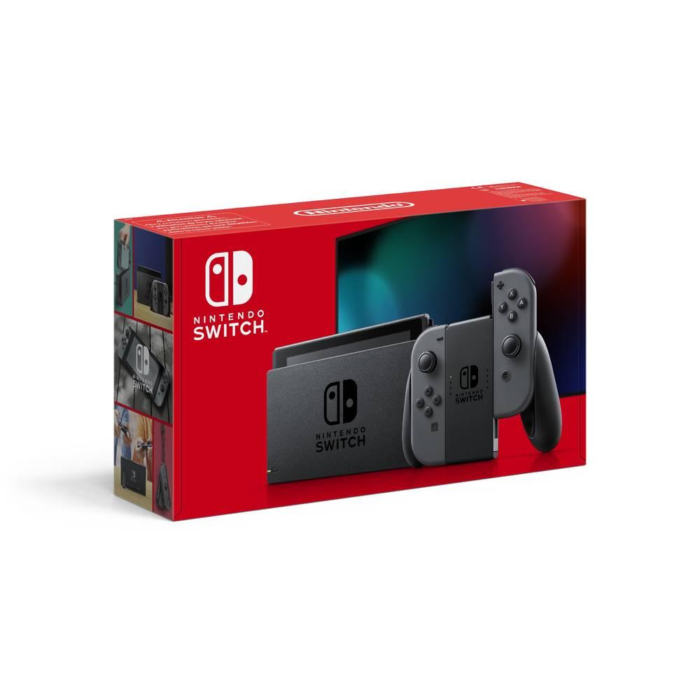Nintendo Switch Grijs (2019 editie)