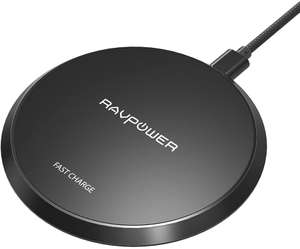 RAVPower 10W Fast Qi Wireless Charger