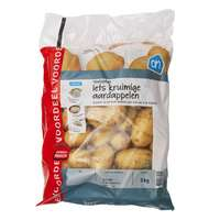 Iets kruimige aardappelen zak 5 kilo voor €1,49 @ AH