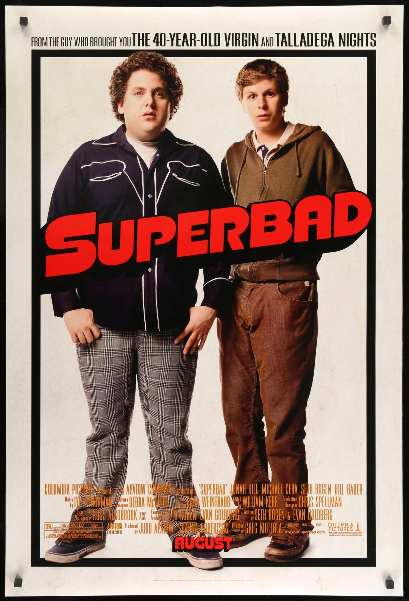 Gratis 'Superbad' - Film 17/23 - Pathé Trakteert