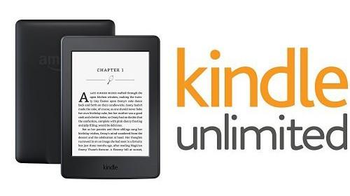 2 maanden gratis Kindle unlimited