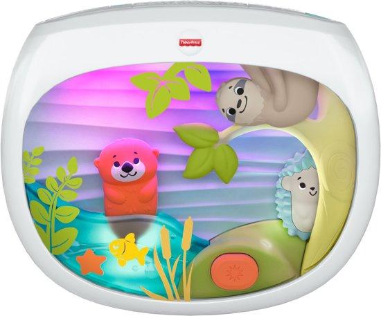 Fisher-Price Settle & Sleep projectiespeeltje baby voor €24,99 @ bol.com