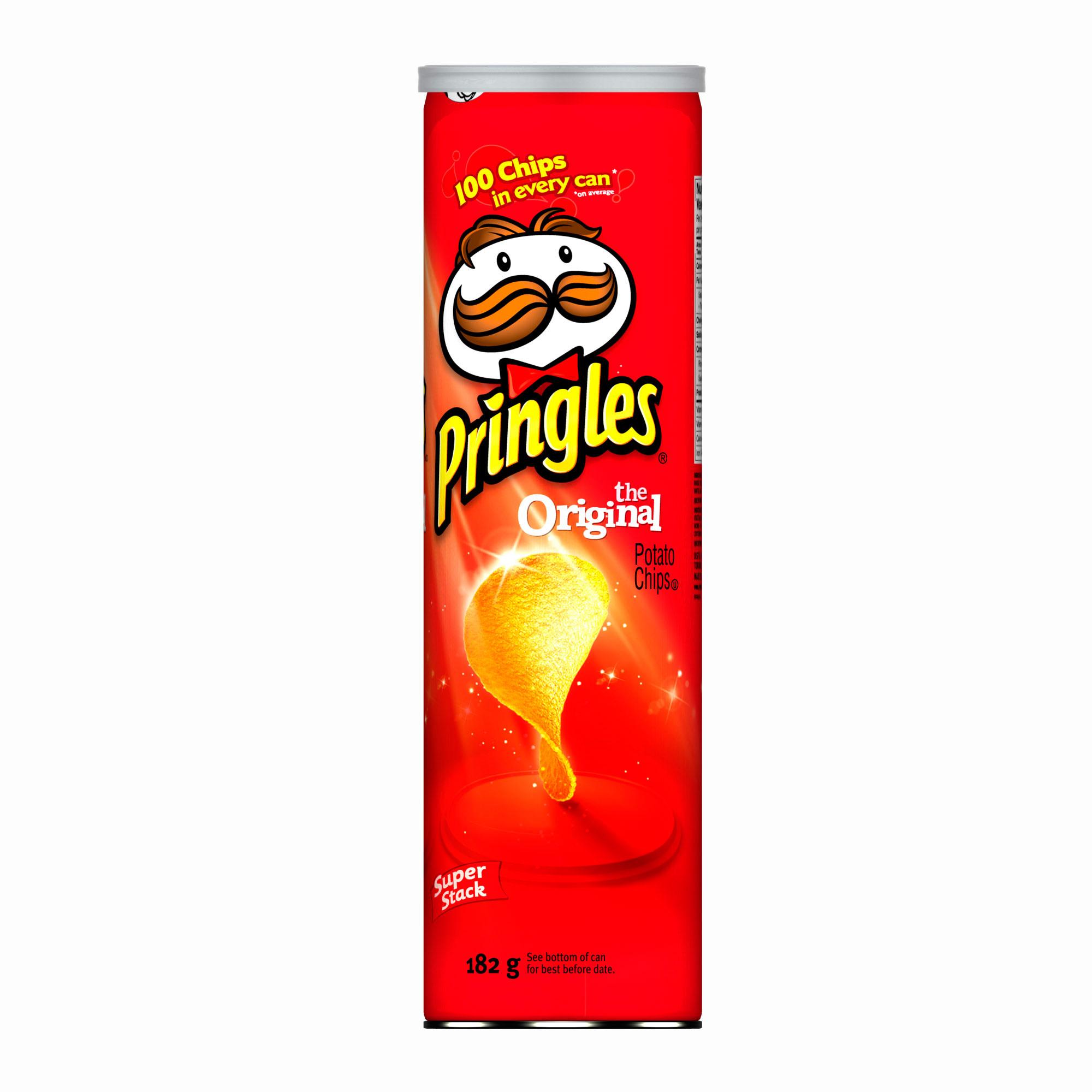 Tweede bus Pringles gratis @ AH / Emté