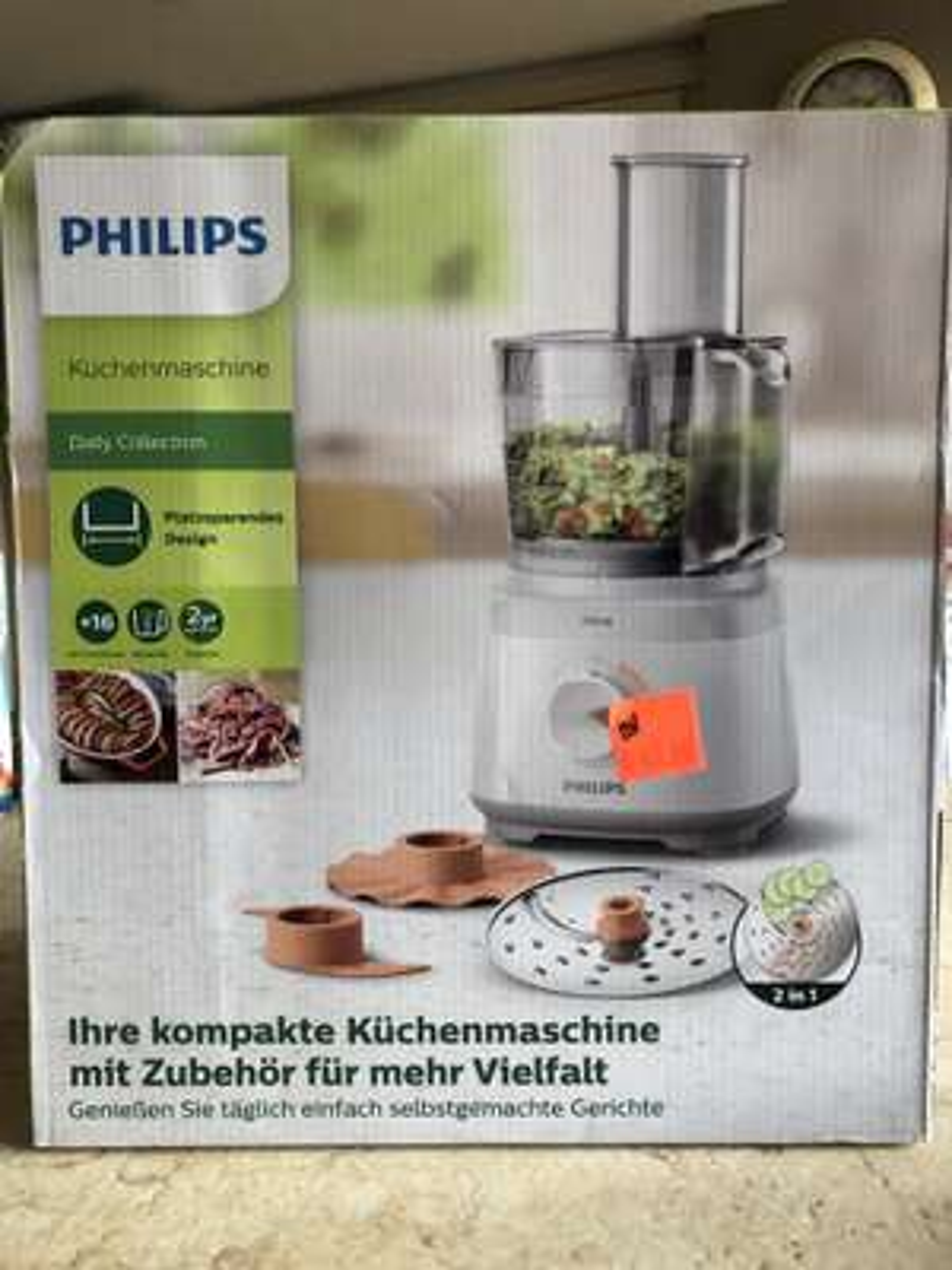 Philips keukenmachine HR7310