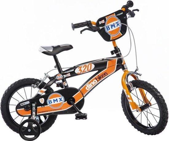 Dino BMX kinderfiets 16 inch voor €31,99 @ Bol.com