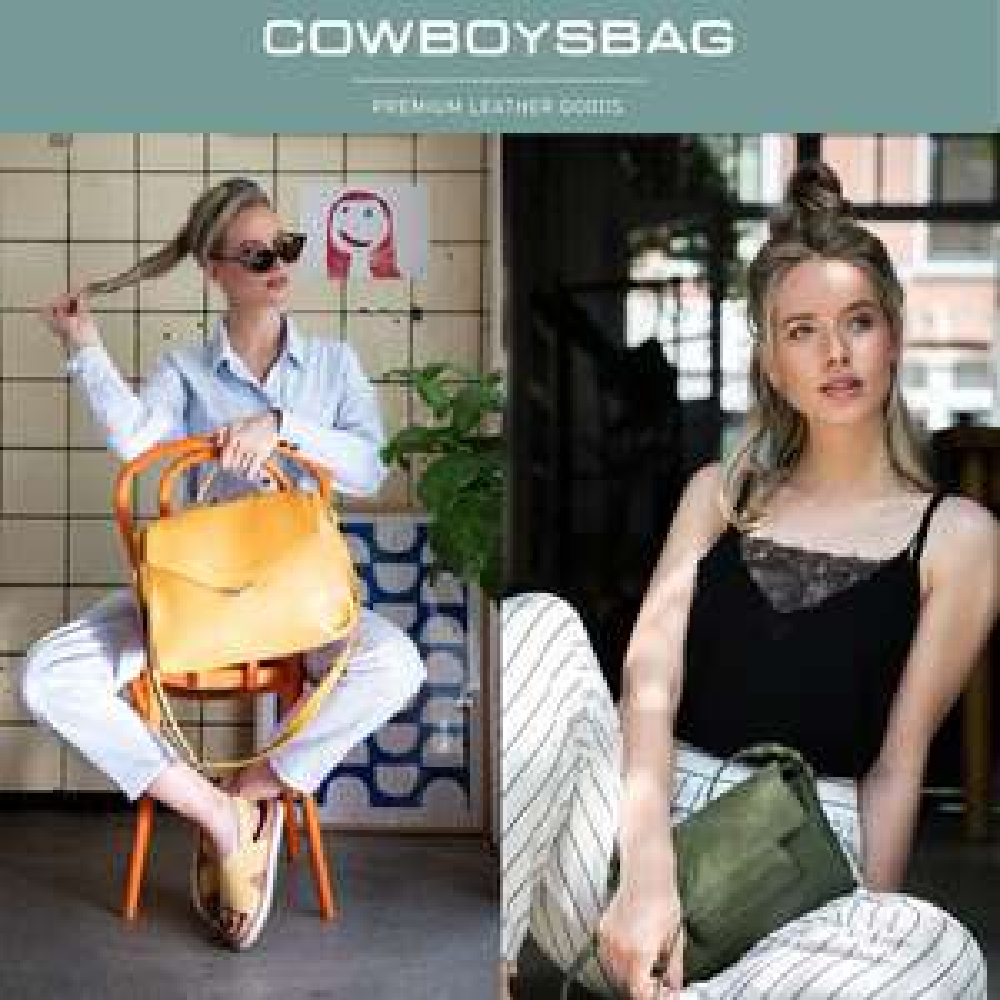 Cowboysbag - 35% kortingsvoucher voor 30 eurospaareuro's @eurosparen
