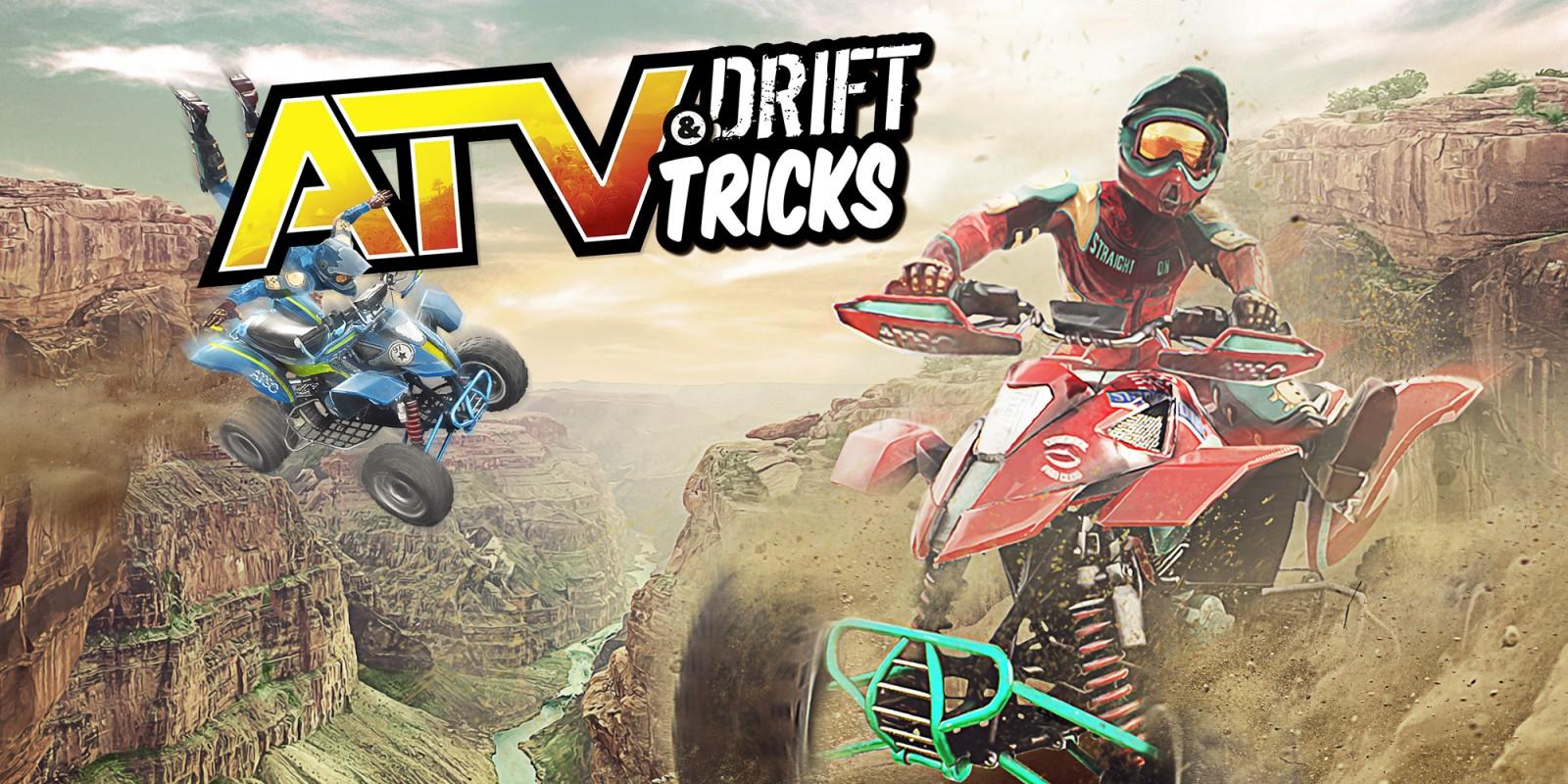 ATV Drift & Tricks (Nintendo Switch eShop)
