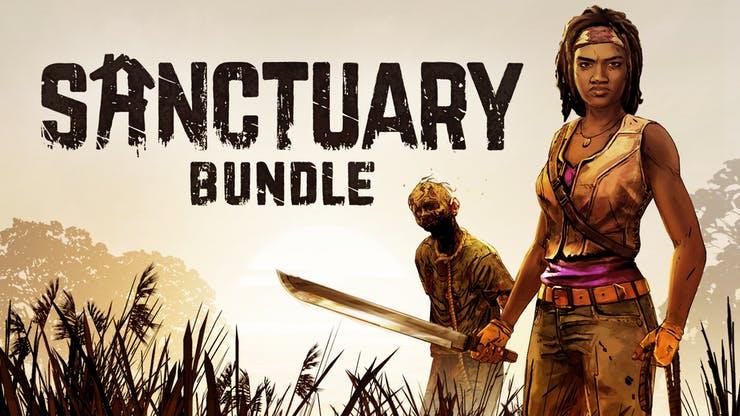 [Steam/PC] Fanatical - Sanctuary Bundle met o.a. RollerCoaster Tycoon Classic, The Walking Dead series en meer