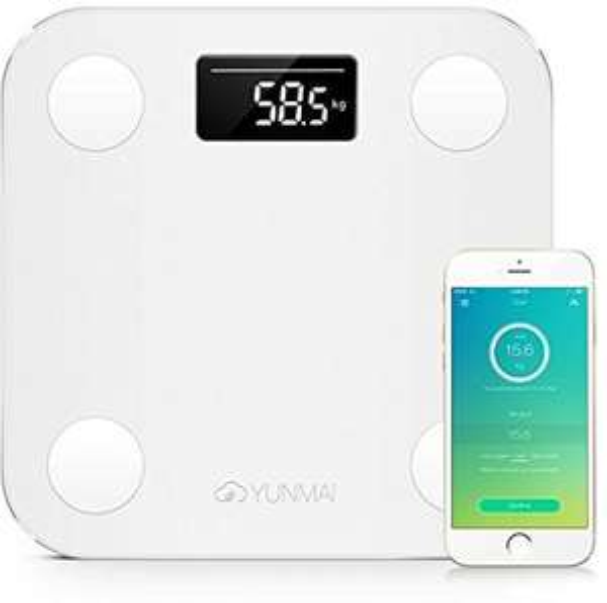Yunmai Mini Smart - Slimme Lichaamsanalyse-weegschaal
