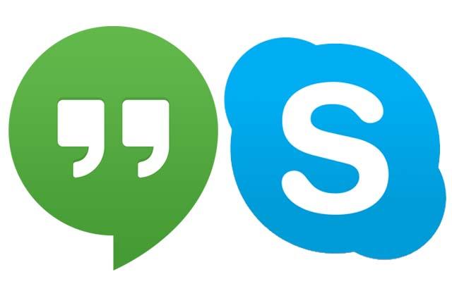 Gratis bellen naar Frankrijk via Skype of Hangouts