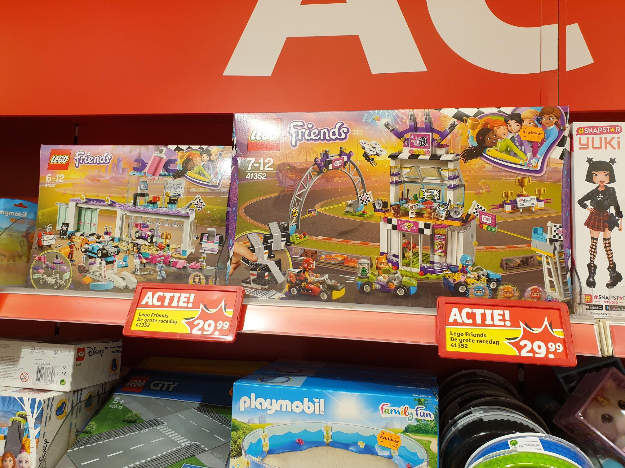 [Lokaal] Lego set 41352 @ Kruidvat Didam