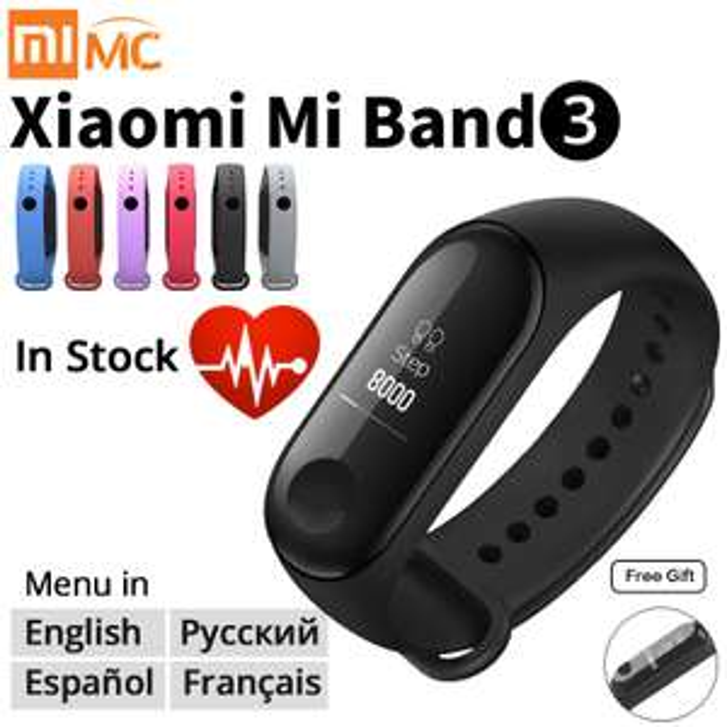 Xiaomi Mi Band 3 @Aliexpress