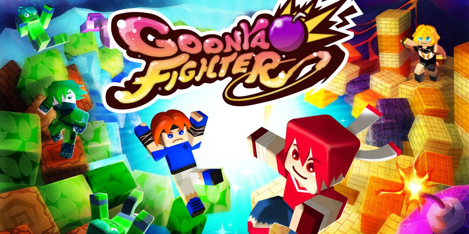Goonya Fighter Nintendo E-shop Partygame