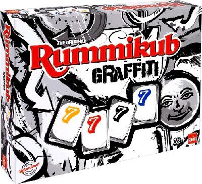 Rummikub Graffiti (bordspel)